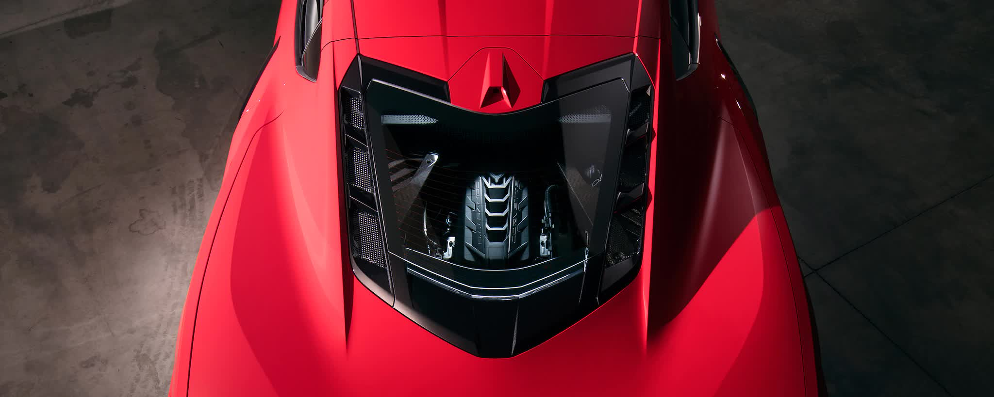 Tettuccio Corvette C8