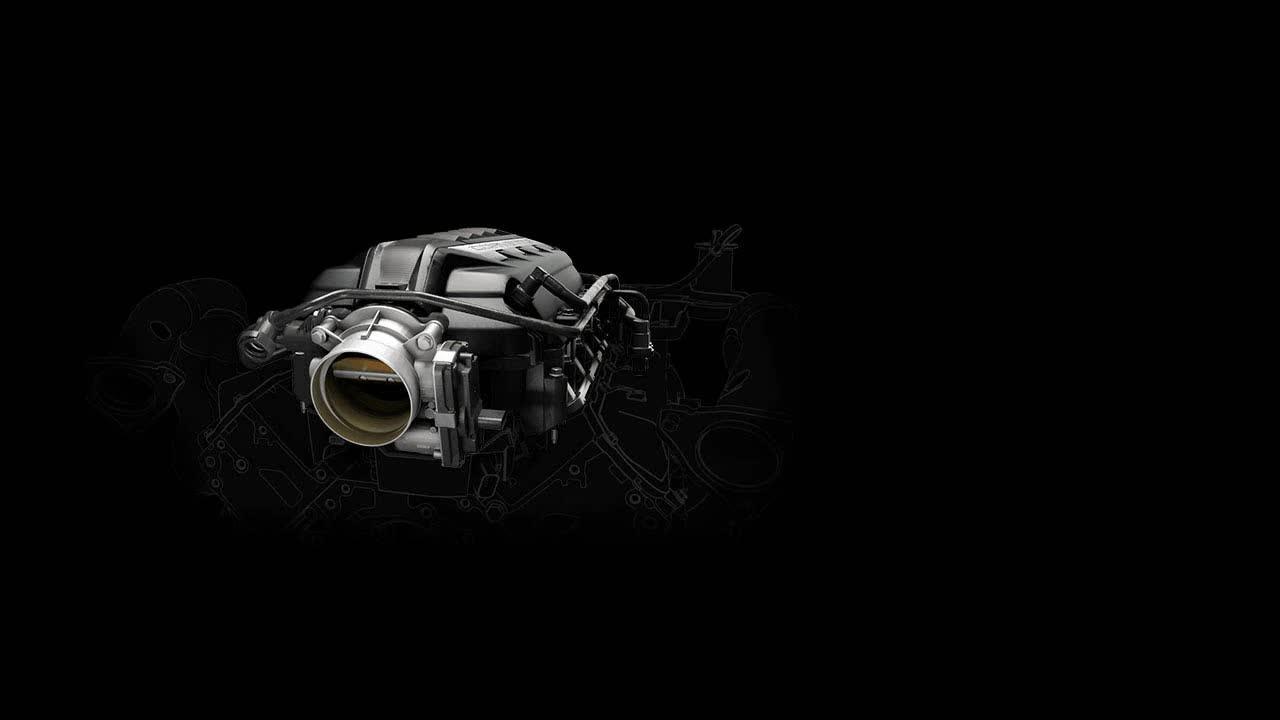 Sistema di Aspirazione Corvette C8