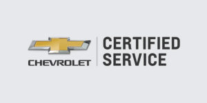Chevrolet Certified Service