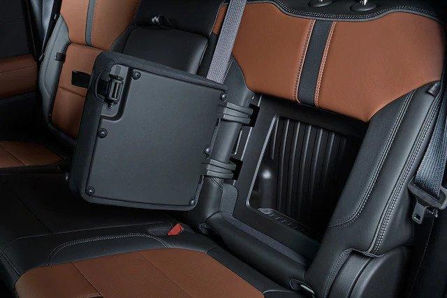 Chevrolet Italia - Silverado Interno