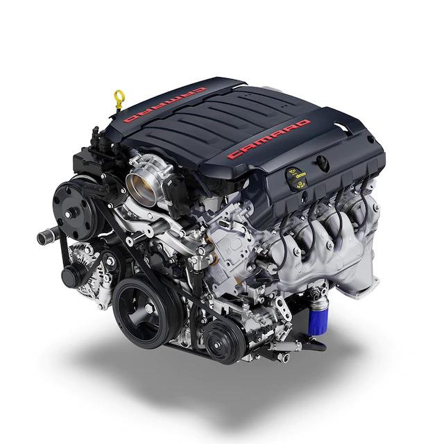 Chevrolet Italia - Camaro Motore