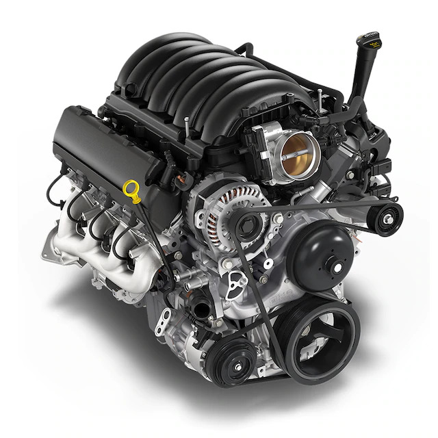 Chevrolet Italia - Silverado Motore