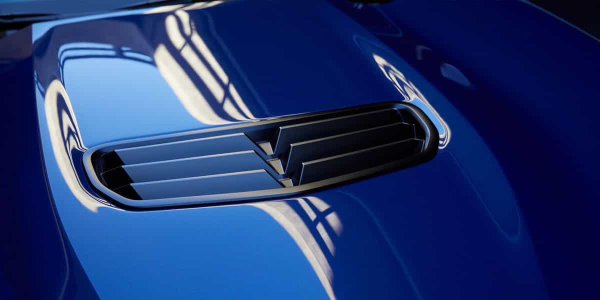 Chevrolet Italia Camaro Cofano